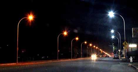 Schema Quadro Elettrico Per Illuminazione Pubblica : Quanto si risparmia con l illuminazione stradale a led confronto