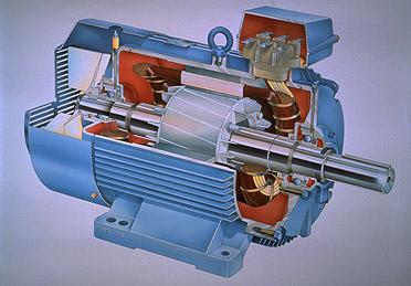 Generatore asincrono trifase come funziona