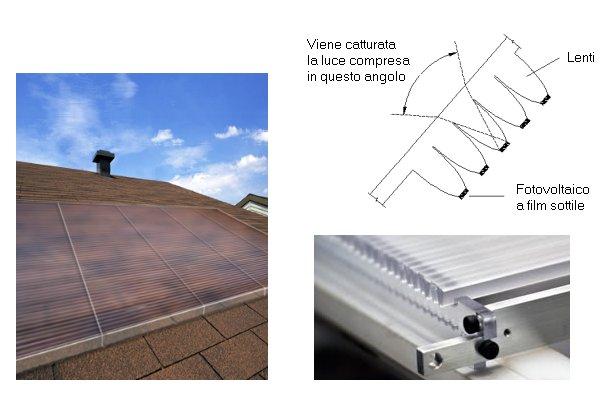 Fotovoltaico a bassa concentrazione 79
