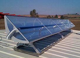 Fotovoltaico a bassa concentrazione