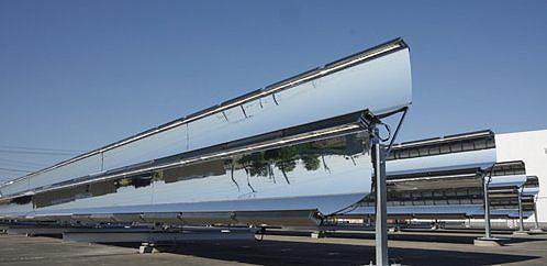 Concentratori solari termici