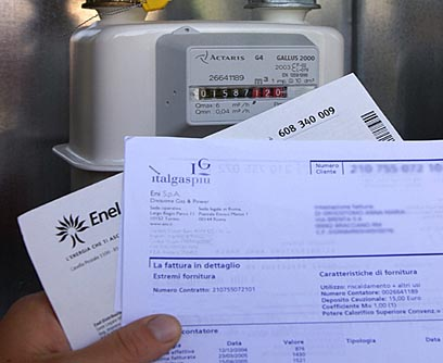 Image result for bollette sintetiche enel