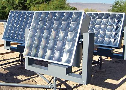 Pannelli Fotovoltaici Raffreddati Ad Acqua.I Pannelli Ad Alta Concentrazione 500 X Consulente Energia Com