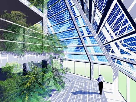 Tabella tariffe quinto conto energia per fotovoltaico innovativo integrato negli edifici - Vetri fotovoltaici per finestre ...