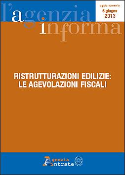 Leggi norme regolamenti guide articoli e decreti legge for Agevolazioni fiscali rimozione amianto agenzia entrate