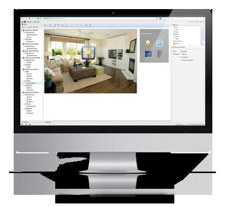 Come progettare un impianto domotico i software per la for Software di progettazione per la casa