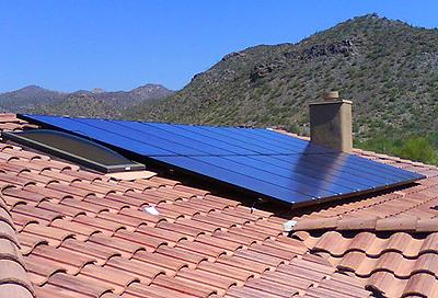 Quanti mq occorrono per un impianto fotovoltaico di tot kw for Calcolo metri quadri commerciali