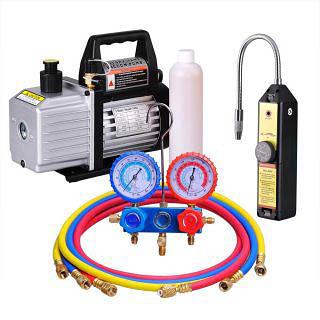 Come ricaricare un condizionatore fai da te con gas r22 - Bombole metano per casa ...
