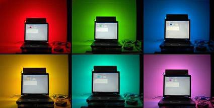 Come fare un illuminazione a led della casa idee per
