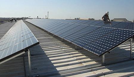 Come montare pannelli fotovoltaici fibra di ceramica for Come costruire un tetto su un piano di coperta