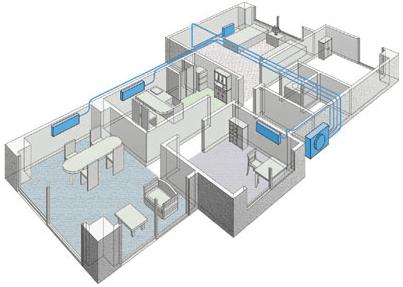 schema di un impianto di condizionamento quale e 39 lo. Black Bedroom Furniture Sets. Home Design Ideas