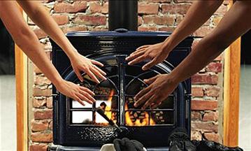 Quanto riscalda una stufa a legna non ventilata il for Vecchia stufa a legna in ghisa