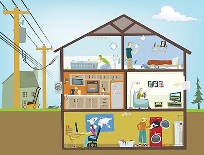 Casa immobiliare accessori residenza seconda casa - Domicilio e residenza diversi ...