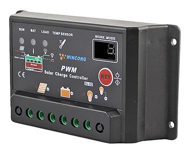 Schema Elettrico Regolatore Di Carica Per Pannelli Solari : Come caricare le batterie con un regolatore di carica perche