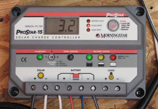 Schema Elettrico Regolatore Di Carica Per Pannelli Solari : Regolatori di carica per fotovoltaico stand alone schema