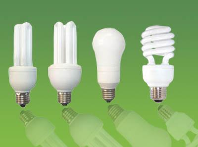 Lampadine fluorescenti compatte e tubi al neon lampade