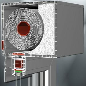 Isolamento termico di porte blindate portoni infissi - Isolamento cassonetti finestre ...