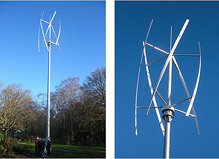 Generatori eolici quali tipi classificazione funzionamento design turbine sopravento e - Diversi tipi di energia ...