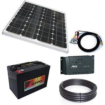 Schema Quadro Elettrico Per Fotovoltaico : Come collegare un pannello fotovoltaico a una batteria
