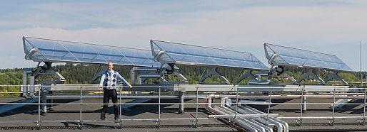 Fotovoltaico a bassa concentrazione 11