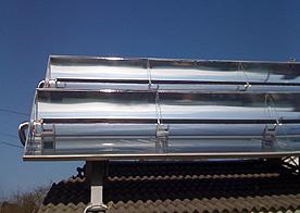 Fotovoltaico a bassa concentrazione 92